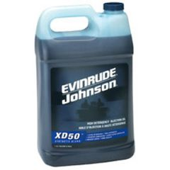XD-50 Two Stroke Outboard Engine Oil 1 gal