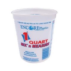 Mix 'N Measure Container Tall 1 qt