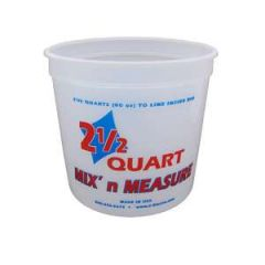 Mix 'N Measure Container 2.5 qt