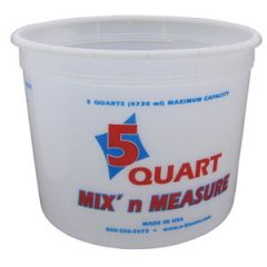 Mix N' Measure Container 5 qt