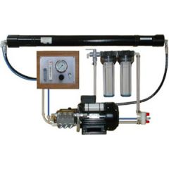"""Watermaker 780 DML-2 DC System 2 x 40"""" Membranes 32 gal/hr"""