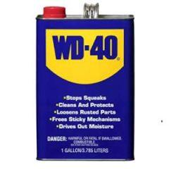 WD-40- Lubricant, 1 gal