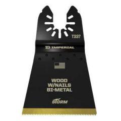 """Oscillating Blade 2-1/2"""" Titanium"""