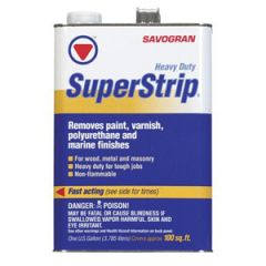 SuperStrip Paint & Varnish Remover Liquid 1 qt