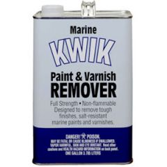 Kwik Marine Paint & Varnish Remover 1 gal