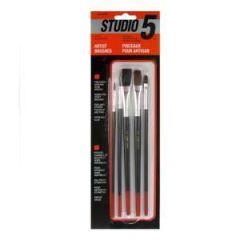 Artist Brush Set 5-piece
