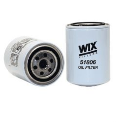 Lube Filter Element Spin On , WIX 51806