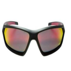 Floats Polarised Sunglasses BlackFrame w/Red & Yellow Lens