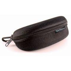 Sunglass Shell Case w/Zipper, Clip & Belt Loop