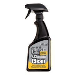 Stainless Steel & Chrome Cleaner w/Degreaser Aerosol 16 oz