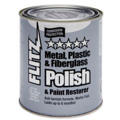 Metal Polish Paste Quart