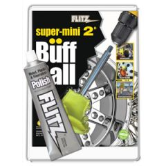 Super Mini Buff Ball 2""