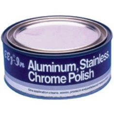 Aluminium, Stainless & Chrome Polish Tub 8 ox