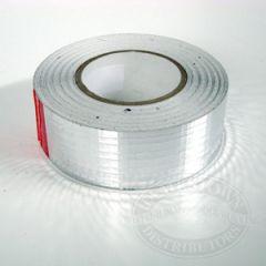 """Insulation Tape Aluminium Foil 3"""" x 125 ft"""