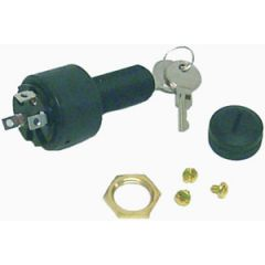 Ignition Switch 3 Position Off Run Start Polyester