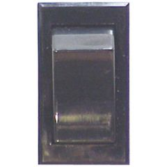 Rocker Switch w/Black Actuator SPST On Off 20A