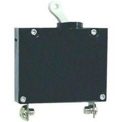 Circuit Breaker A Series Black Toggle Single Pole 30A