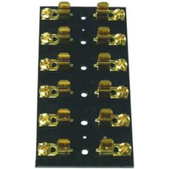 Fuse Block Heavy Duty 20A 6 Gang