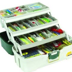 Plano 3 Tray Tackle Box w/Dual Top Access 620306