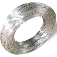 Malin Hard Stainless Steel Wire #12, 180lb Coffee 42ft Coil