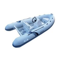 Highfield Dinghy OM-350 (Ocean Master Series) Arctic Grey 11 ft 6""
