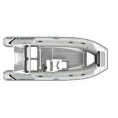 Highfield Dingy DL420 Arctic Grey 13' 9""