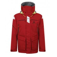 "New Red ""Freedom"" Breathable Offshore Jacket, Men's Large"