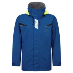 """Wave"" Breathable Jacket, Men's Large, Adriatic Blue"