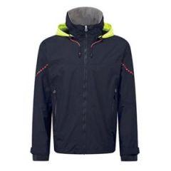 """Energy"" Breathable Racing Jacket, Marine Blue Unisex Medium"