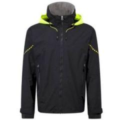 """""""Energy"""" Breathable Racing Jacket, Black Unisex X-Large"""