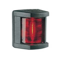 Port Navigation Light Series Red Vertical Mount White Housing