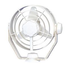 Turbo Fan Multi Directional White 12V