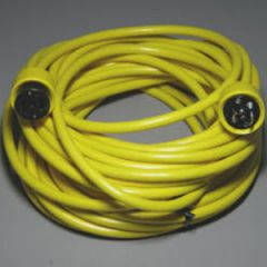 Shorepower Telephone Cord Set Yellow 50 ft