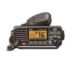 VHF Radio IC-M330 DSC Capable Fixed Mount Black, IPX7