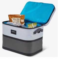 Igloo Soft Cooler 'Reactor' 30 Can Gray