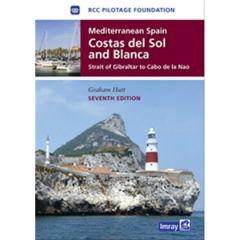 Mediterranean Spain Cruising Guide Graham Hutt