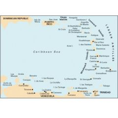 Paper Chart 1 Eastern Caribbean General