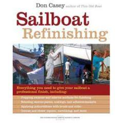 Sailboat Refinishing Don Casey