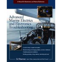 Advanced marine Electrics & Electronics Troubleshooting Edwin Sherman