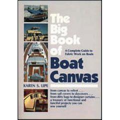 Big Book Of Boat Canvas Karen S. Lipe