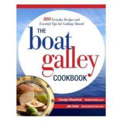 The Boat Galley Cookbook, Carolyn Shearlock, Jan Irons