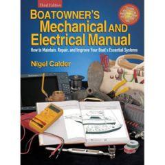 Boatowners Mechanic & Electrical Manual Nigel Calder