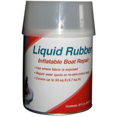 Liquid Rubber White 1 qt