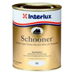 Schooner High Gloss Varnish 1 qt