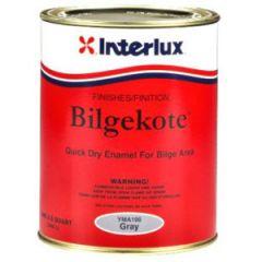 Bilgekote Quick Dry Enamel White 1 qt