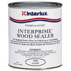 Interprime Wood Sealer Clear 1 qt