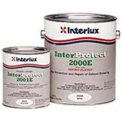Interprotect 2000E Kit Epoxy Barrier Coat Two Part White 1 gal