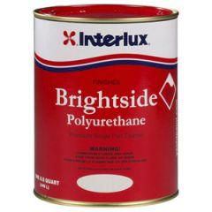 Brightside Polyurethane Boottop & Striping Enamael White 1/2 pt