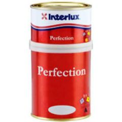 Perfection Polyurethane Topcoat Two Part Snow White 1 qt