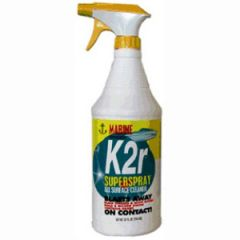 K2r Superspray All Surface Cleaner 32 oz Spray